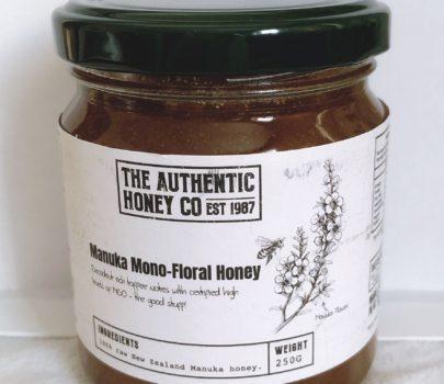 Monofloral 10+ Manuka Honey 250g