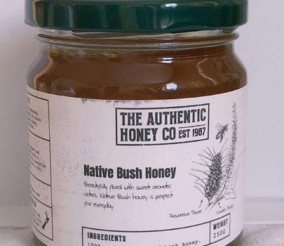 NZ Native Honey 250g